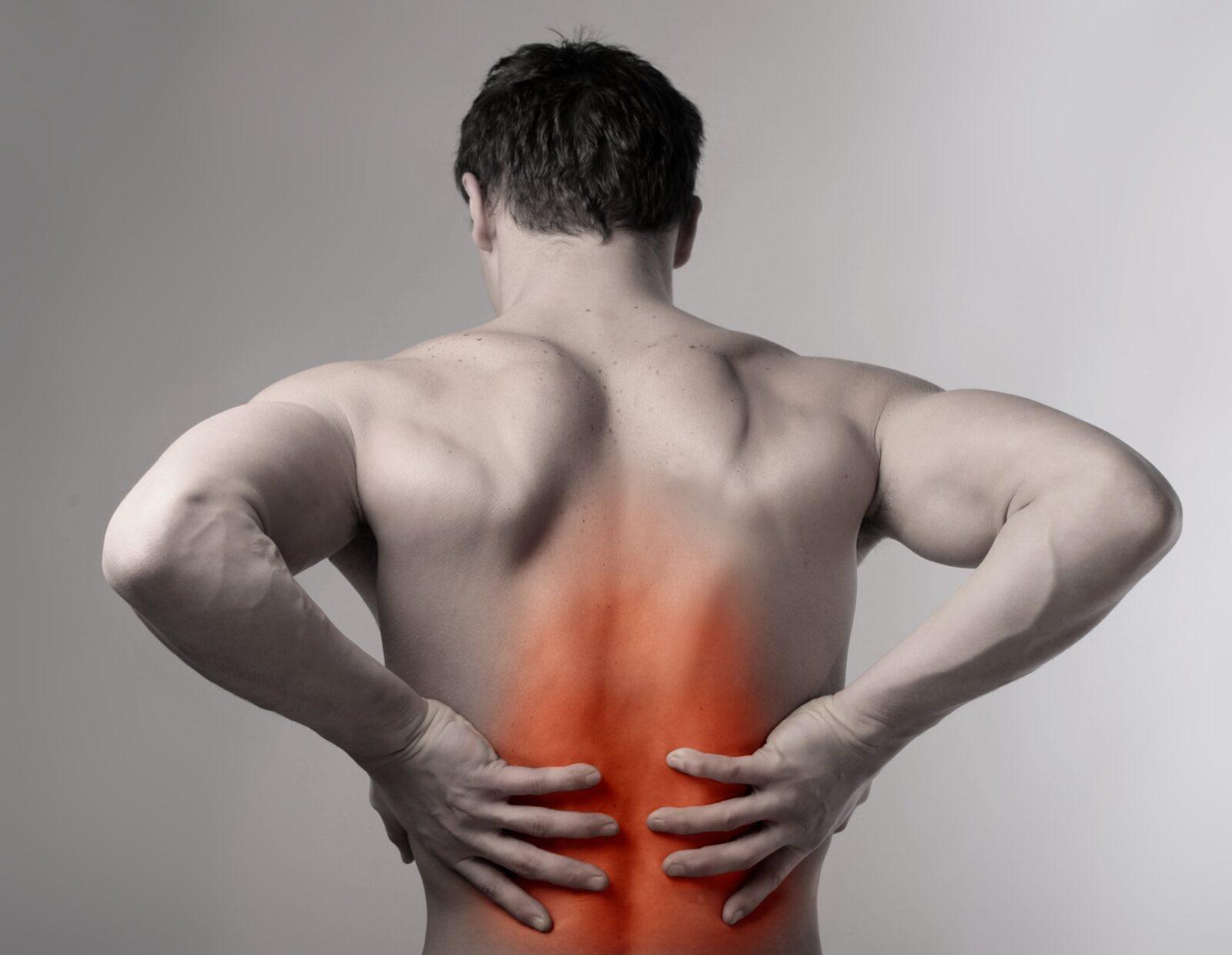 Біль у спині: можливі причини